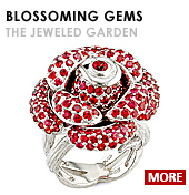 Blossoming gems